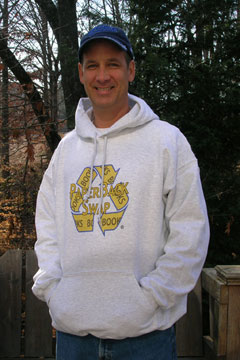 Recycle Books Hoodie